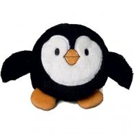 Peluche pingouin.