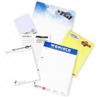 Bloc-notes en papier recyclé personnalisable
