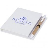 Petit carnet à couverture rigide avec stylo