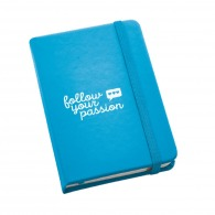 Coloured PU hard cover notepad