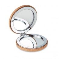 Petit miroir personnalisé finition liège