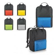 Petit sac à dos personnalisé bicolore