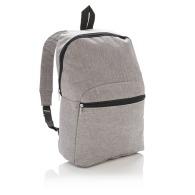 Petit sac à dos personnalisable double ton