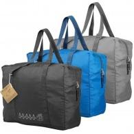 Petit sac de voyage pliable et recyclé