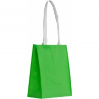 Petit sac shopping à soufflet 28x35cm