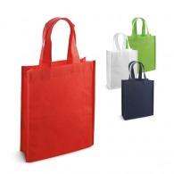 Petit sac shopping intissé à soufflet