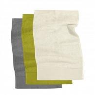 Petite serviette 30x50cm en coton bio