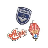 Automobile avec logo
