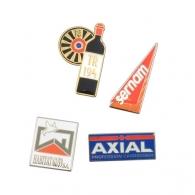 Pin's personnalisables métal premium