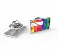 Pin's personnalisables rectangulaire mini