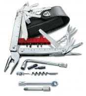 Pince publicitaire multifonction victorinox swisstool plus
