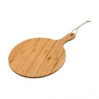 Planche à découper ronde en bambou