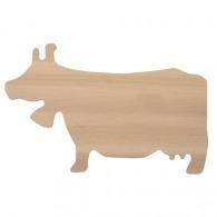 Cow cutting board