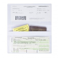 Pochette voyage personnalisable 3 poches