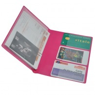 Pochettes santé et étuis cartes vitale publicitaire
