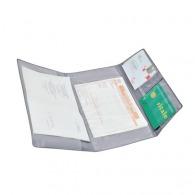 Pochette sante 22x11cm 4 poches