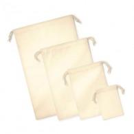 Bolsa de algodón orgánico xs 14x20cm