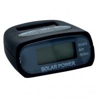 Podomètre solaire marathon