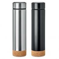 Bouteille isotherme personnalisable 45cl base liège