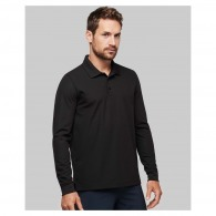 Polo manches longues cool plus®