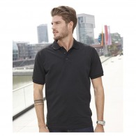 Polo personnalisable stretch manches courtes