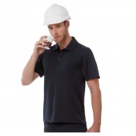 Polo publicitaire workwear B&C