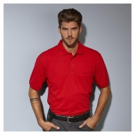 Polo personnalisable workwear manches courtes