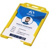 Porte-badge avec marquage