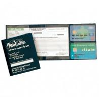 Porte-cartes santé