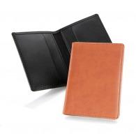 Porte-cartes (4) en cuir