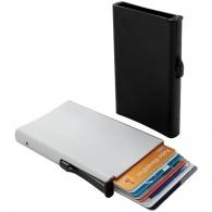 Porte cartes anti-rfid aluminium