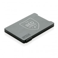 Porte-cartes personnalisable anti-RFID