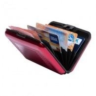 Porte-cartes personnalisé de crédit