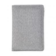 Porte-cartes de crédit rfid en polyester