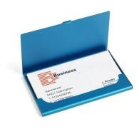 Porte-cartes de visite logotés