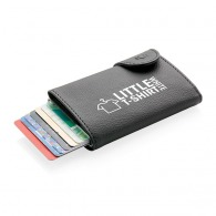 Porte-cartes / portefeuille anti-RFID C-Secure