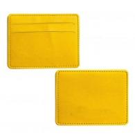 Porte-cartes slim (2) en cuir