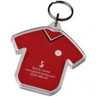 Porte-clefs maillot avec insert