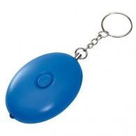 Porte-clés alarme personnelle customisé