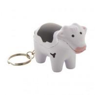Porte-clés antistress personnalisable milky