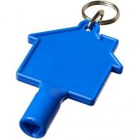 Porte-clés avec clé utilitaire triangle