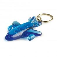 Porte-clés personnalisable avion