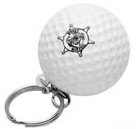 porte-clés balle de golf logotée anti-stress