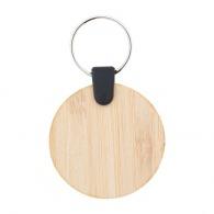 Bamboo key ring standard shape
