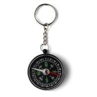 Porte-clés boussole personnalisée