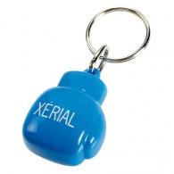 Porte-clés logoté boxe