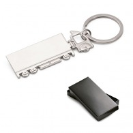 Porte-clés camion personnalisable