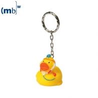 Porte-clés canard avec personnalisation
