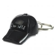Porte-clés personnalisable casquette