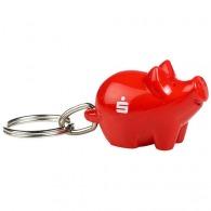Porte-clés personnalisable cochon cutie